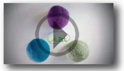 ULAT Dryer Balls video