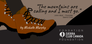 Themountains are callingand I must go. - John Muir quote-